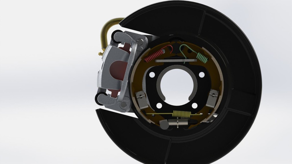 Daihatsu Terios / Toyota Rush Drum In Disc Kit